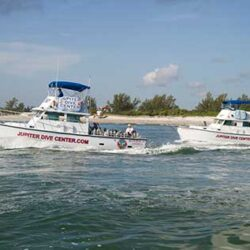 Jupiter Scuba Diving Boats